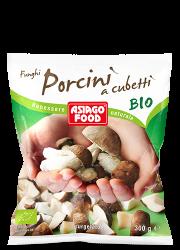 Funghi porcini a cubetti Bio - Asiago Food