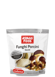 Dried porcini mushrooms Special Quality – doypack - Asiago Food