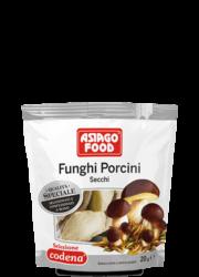Doypack funghi porcini secchi Speciali - Asiago Food