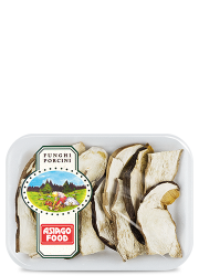 Dried porcini mushrooms Extra Quality in tray - Asiago Food