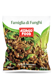Famiglia di funghi - Asiago Food