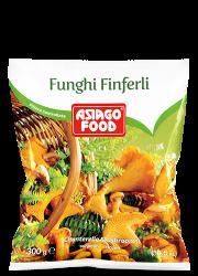 Funghi finferli - Asiago Food