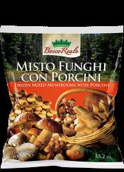 Misto funghi con porcini - Bosco Reale