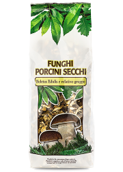 Dried porcini mushrooms Special Quality (pieces) - Asiago Food