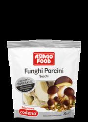 Dried porcini mushrooms Special Quality 0.7 oz (20 g) - Asiago Food