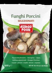 Whole porcini mushrooms – Selected (2AA) - Asiago Food