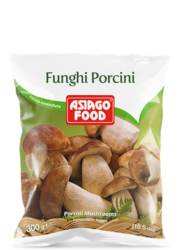 Whole porcini mushrooms - Asiago Food