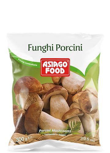 Funghi porcini interi 300g - Asiago Food