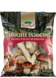 Whole porcini mushrooms 1.65 lb (750 g) - Bosco Reale