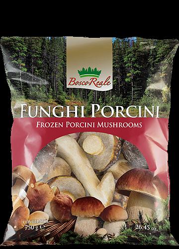 Whole porcini mushrooms 750g - Bosco Reale