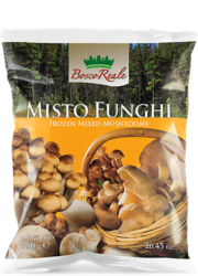 Mixed mushrooms - Bosco Reale