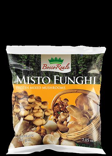 Misto funghi 200g - Bosco Reale