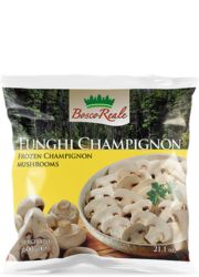Sliced Champignon mushrooms - Bosco Reale