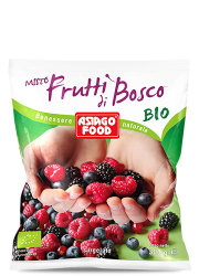 Misto frutti di bosco Bio - Asiago Food