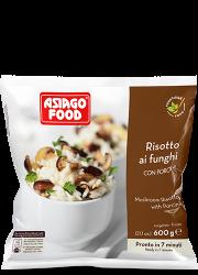 Risotto ai funghi con porcini - Asiago Food