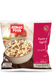 Pasta e fagioli - Asiago Food