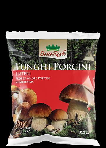 Whole porcini mushrooms 300g - Bosco Reale