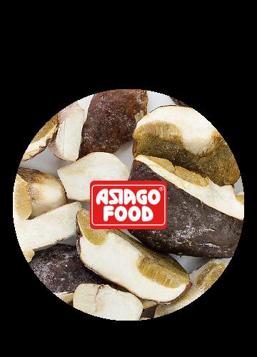Teste e gambi di Porcino 1000g - Asiago Food