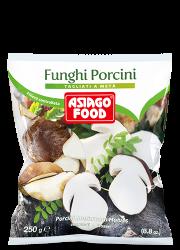 Funghi porcini tagliati a metà - Asiago Food