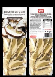 Funghi porcini secchi Commerciali - Asiago Food