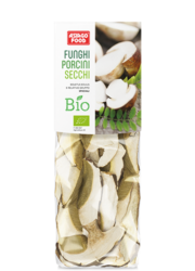 Organic dried porcini mushrooms Special Quality - Asiago Food