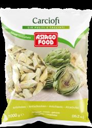 Carciofi a spicchi - Asiago Food