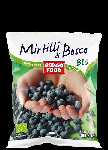 Mirtilli Bio 300g - Asiago Food