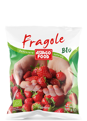 Fragole Bio 300g - Asiago Food