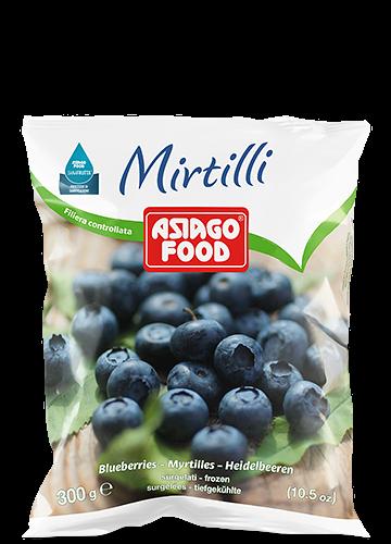 Mirtilli 300g - Asiago Food