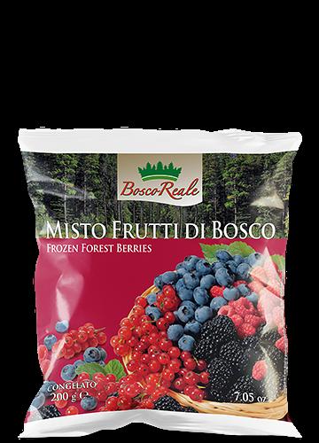 Misto frutti di bosco 200 g 200g - Bosco Reale