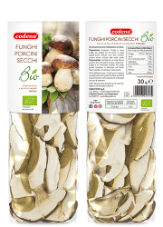 Organic dried porcini mushrooms Special Quality - Codena
