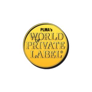 PLMA World of Private Label Exhibition logo.