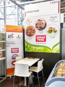 Asiago Food a PLMA 2018 fiera private label.
