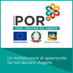 Logo POR FESR / Regione del Veneto