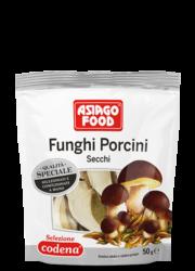 Dried porcini mushrooms Special Quality 1.76 oz (50 g) - Asiago Food