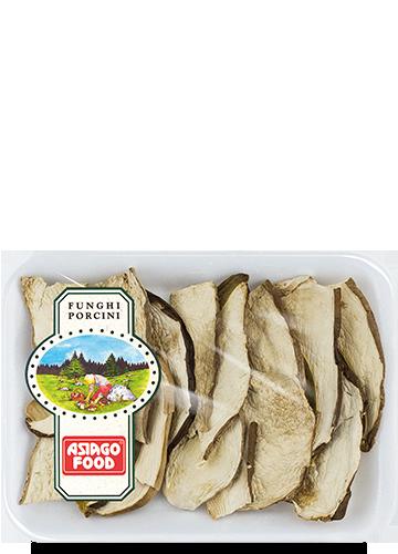 Vassoio funghi porcini secchi Speciali 30g - Asiago Food