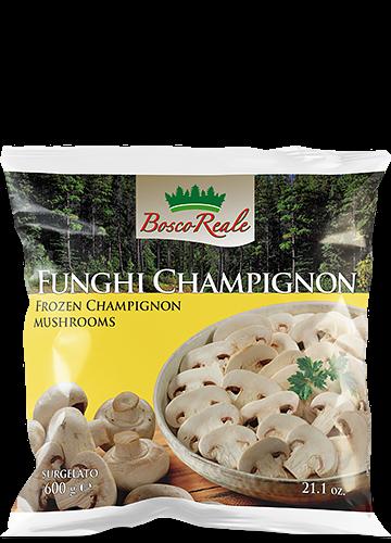 Funghi champignon 600g - Bosco Reale