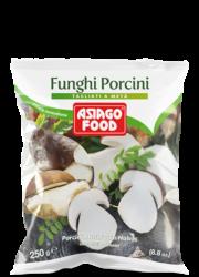 Porcini mushroom halves - Asiago Food