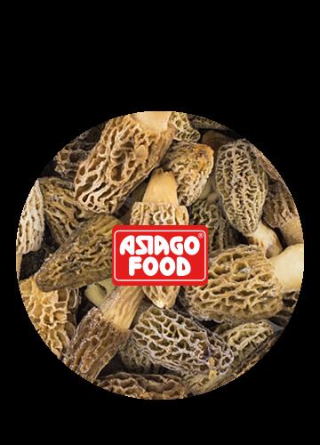 Morchella conica 1000g - Asiago Food