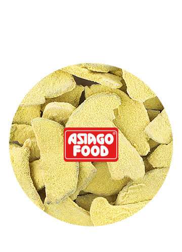 Funghi porcini panati 1000g - Asiago Food