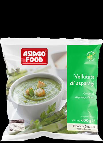 Vellutata di asparagi 600g - Asiago Food