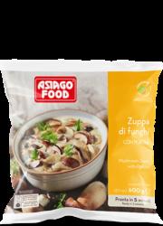 Zuppa di funghi con porcini - Asiago Food