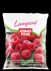 Raspberries 10.5 oz (300 g) - Asiago Food
