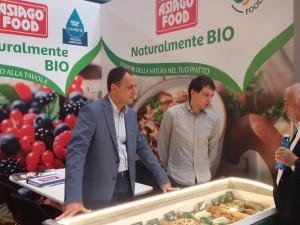Asiago Food al SANA 2016 fiera del biologico.
