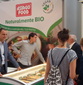 Asiago Food al SANA 2016 fiera del biologico.