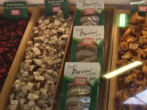 Prodotti surgelati Asiago Food al SANA 2016 fiera del biologico.