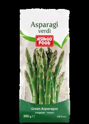 Green asparagus - Asiago Food