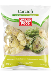 Cuori di carciofo - Asiago Food