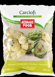 Artichoke hearts - Asiago Food
