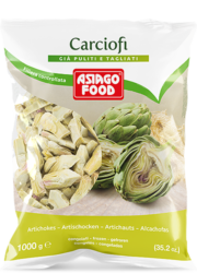 Carciofi a spicchi - Asiago Food